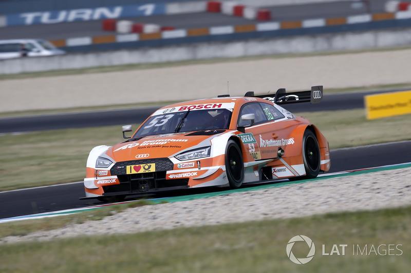 16. Jamie Green, Audi Sport Team Rosberg, Audi RS 5 DTM