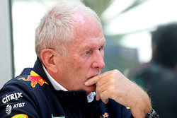 Dr. Helmut Marko, Red Bull Motorsport Consultor