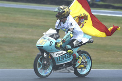 Winnaar Joan Mir, Leopard Racing