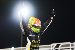 2017 champion Pietro Fittipaldi, Lotus