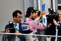Podyum: 3. Sergio Perez, Force India