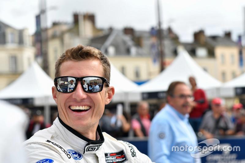 Ryan Briscoe, Ford Chip Ganassi Racing