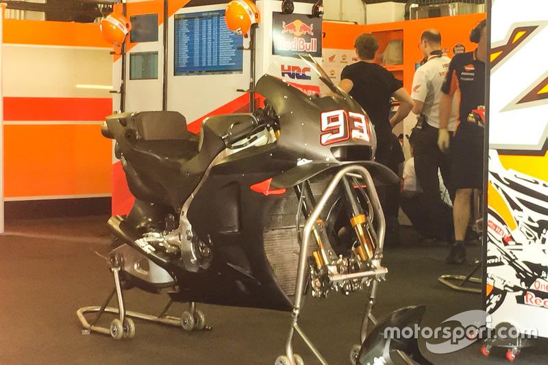 2019 Honda RC213V