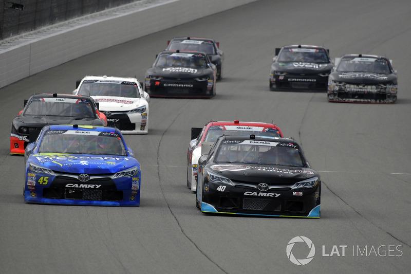 Josh Bilicki, J.P. Motorsports, Toyota Camry Prevagen