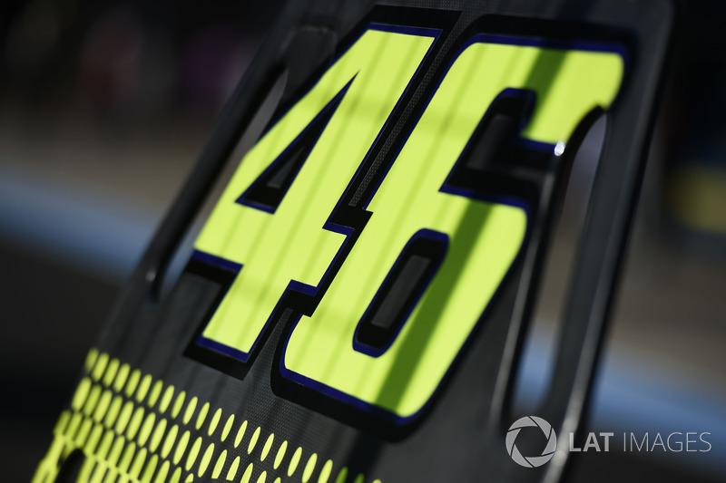 Rossi's pit board