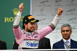 Podyum: 3. Sergio Perez, Force India