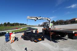 McLaren MCL33 de Fernando Alonso