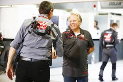 Guenther Steiner, Takım Patronu, Haas F1, Gene Haas, Takım Sahibi, Haas F1