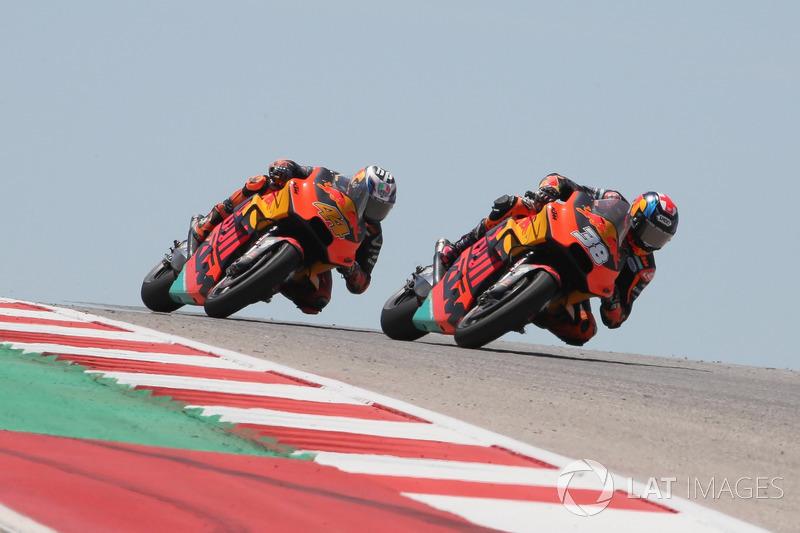 Bradley Smith dan Pol Espargaro, Red Bull KTM Factory Racing