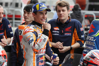 Pole position for Marc Marquez, Repsol Honda Team