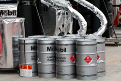 Mobil fuel for McLaren