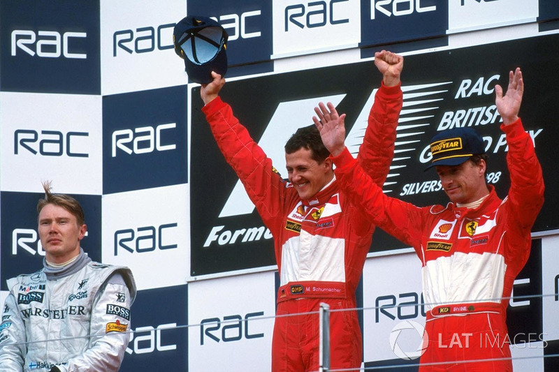 1998 British Grand Prix