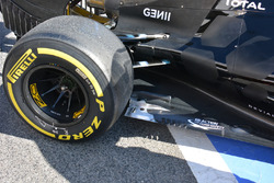 Heckdetail, Renault Sport F1 Team RS16