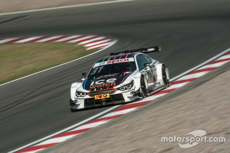 22. Tom Blomqvist, BMW Team RBM, BMW M4 DTM