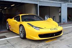 Duell Race, Ferrari 458 Italia