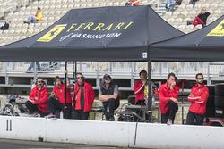 Ferrari of Washington team area