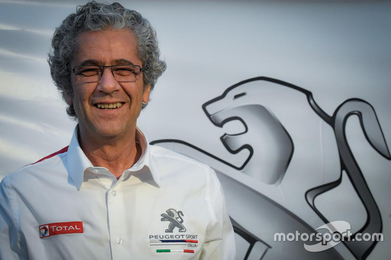 Popi Amati - Direttore Sportivo Peugeot