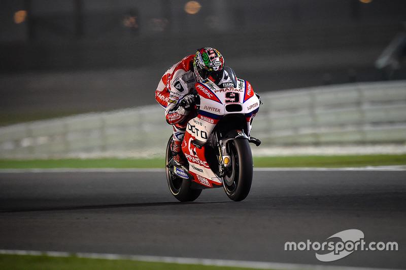 Danilo Petrucci, OCTO Pramac Racing Yakhnich