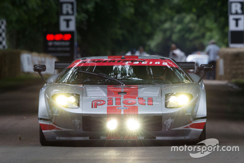 Ford Gt Lm Gte Andrea Robertson