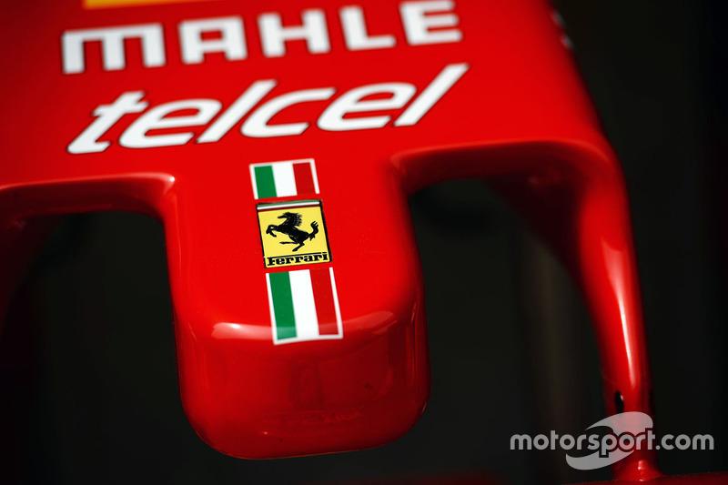 Ferrari SF16-H nose cone