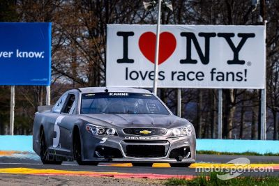 Watkins Glen Prueba de neumático de NASCAR