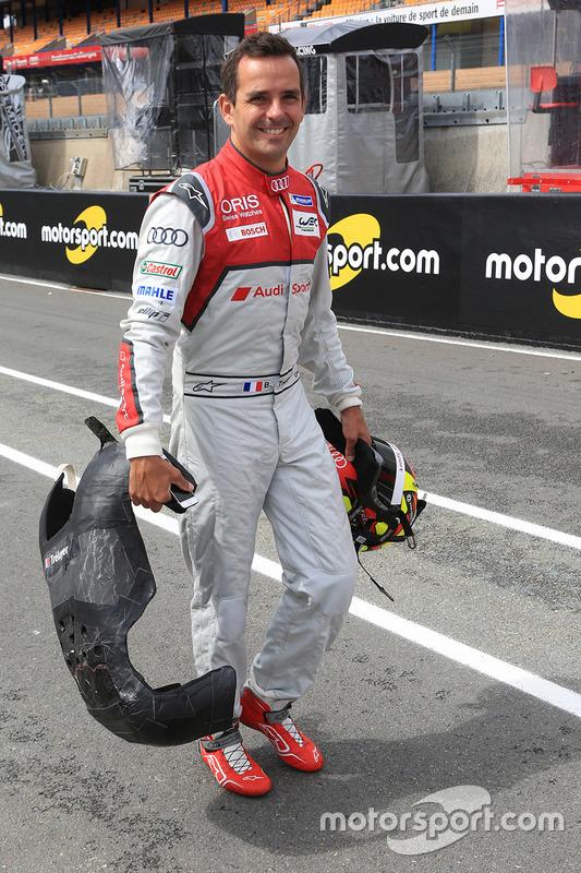 #7 Audi Sport Team Joest Audi R18: Бенуа Трелує