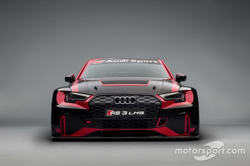 Audi RS 3 LMS für die TCR