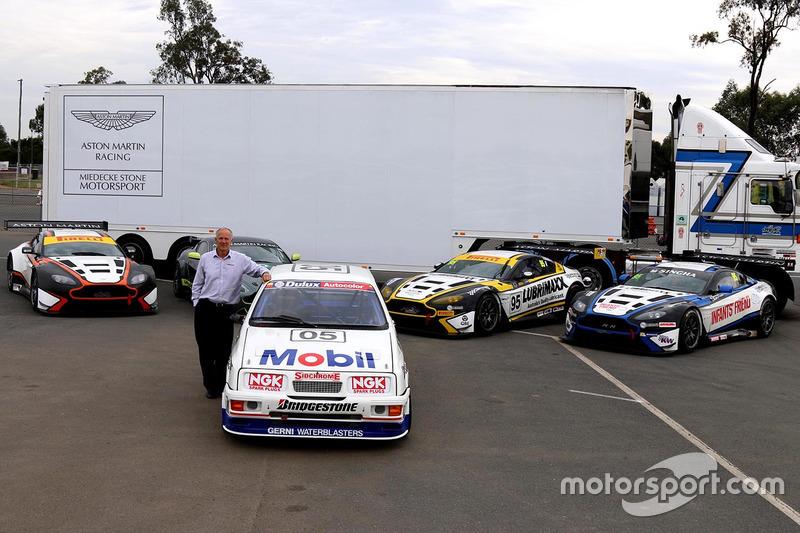 Miedecke Stone Motorsport presentation