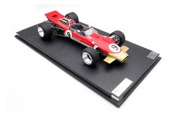 Модель Lotus 49B, Гран Прі Монако-1968