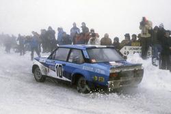 Walter Röhrl, Christian Geistdörfer, Fiat 131 Abarth