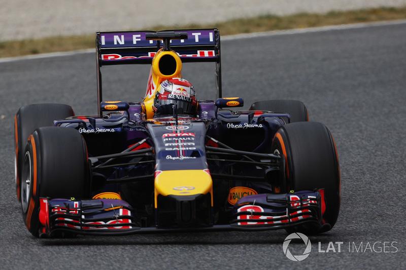 Sébastien Buemi, pilote de réserve Red Bull Racing