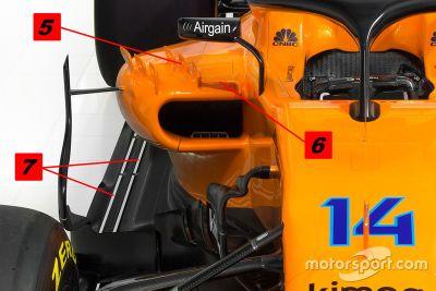 McLaren MCL33 lancering