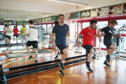 Joel Eriksson, Bruno Spengler, Marco Wittmann, Philipp Eng ve Augusto Farfus