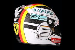 Kask, Sebastian Vettel