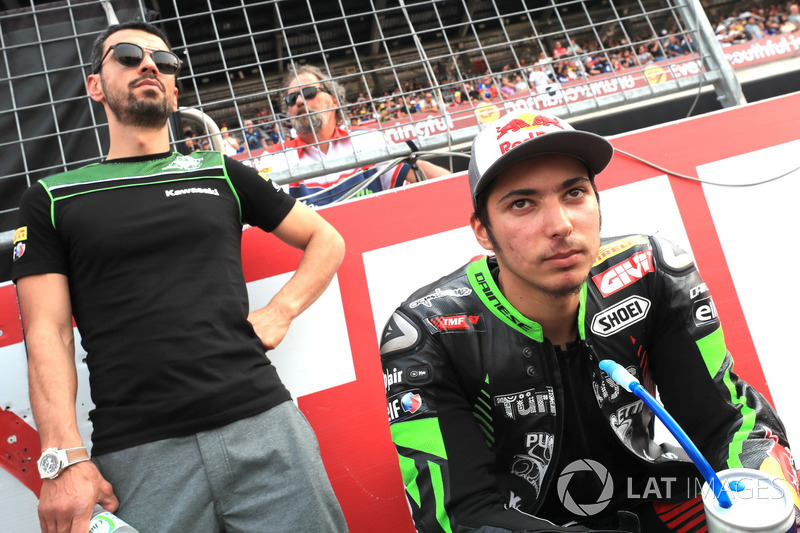 Kenan Sofuoglu ve Toprak Razgatlioglu, Kawasaki Puccetti Racing