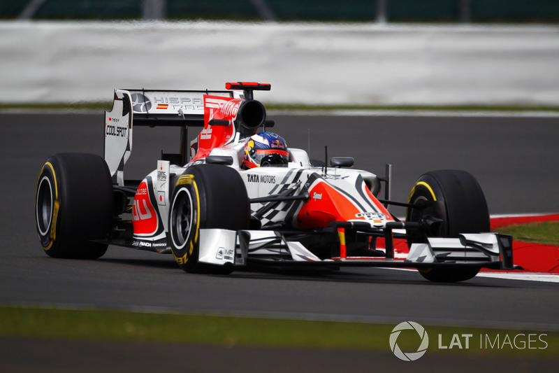 Daniel Ricciardo, HRT F111
