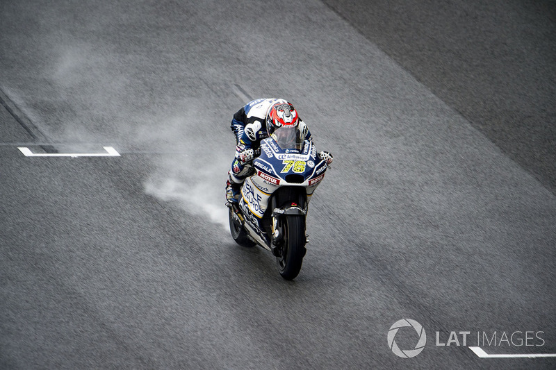 Ausfall: Loris Baz, Avintia Racing