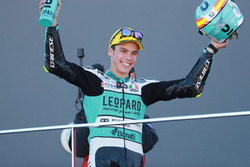 Podium: Joan Mir, Leopard Racing