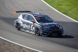 Daniel Haglof, PWR Racing, Cupra TCR