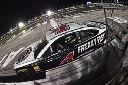 Kevin Harvick, Stewart-Haas Racing, Jimmy John's Ford Fusion, festeggia