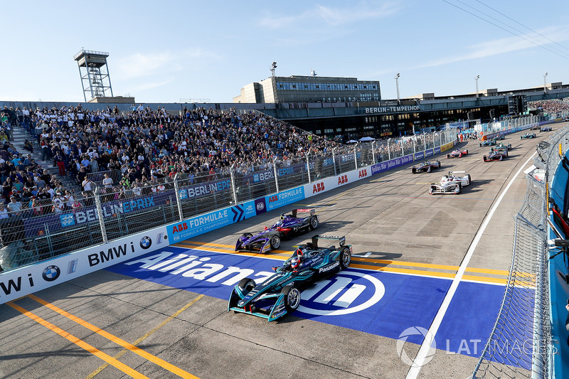 Mitch Evans, Jaguar Racing, Sam Bird, DS Virgin Racing