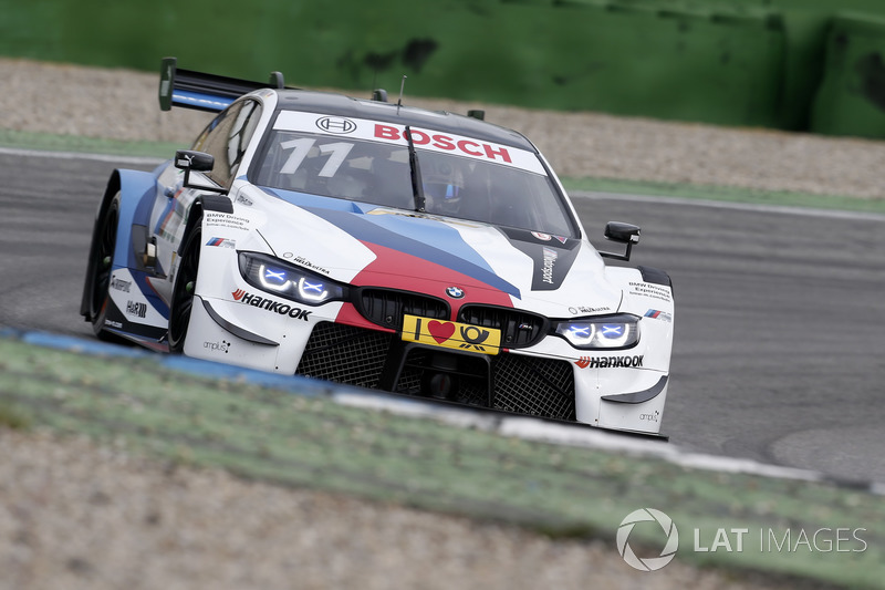 #11 Marco Wittmann, BMW Team RMG, BMW M4 DTM