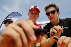 Autograph session, Mick Schumacher, PREMA Theodore Racing Dallara F317 - Mercedes-Benz, Sacha Fenest