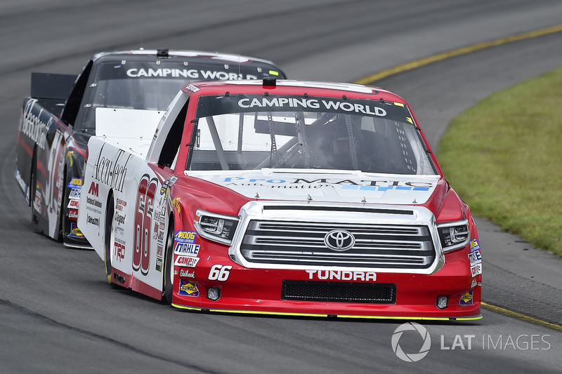 Justin Fontaine, Promatic Automation Toyota Tundra