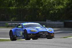 #007 TRG Aston Martin Vantage GT3: James Davison, Brandon Davis