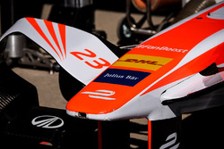 Car of Nick Heidfeld, Mahindra Racing