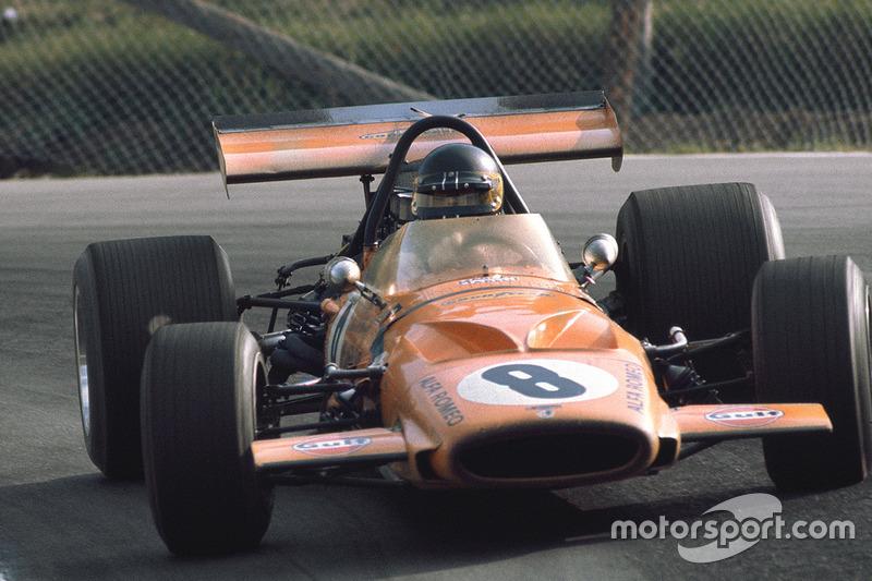 1970: McLaren-Ford M14D
