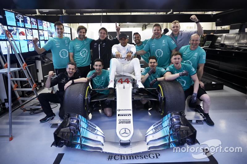 Igualó a Michael Schumacher