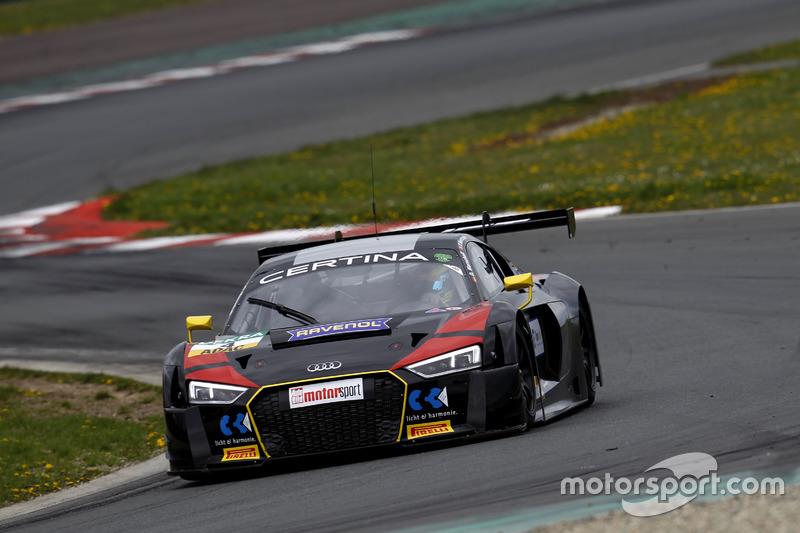 #4 Aust Motorsport, Audi R8 LMS