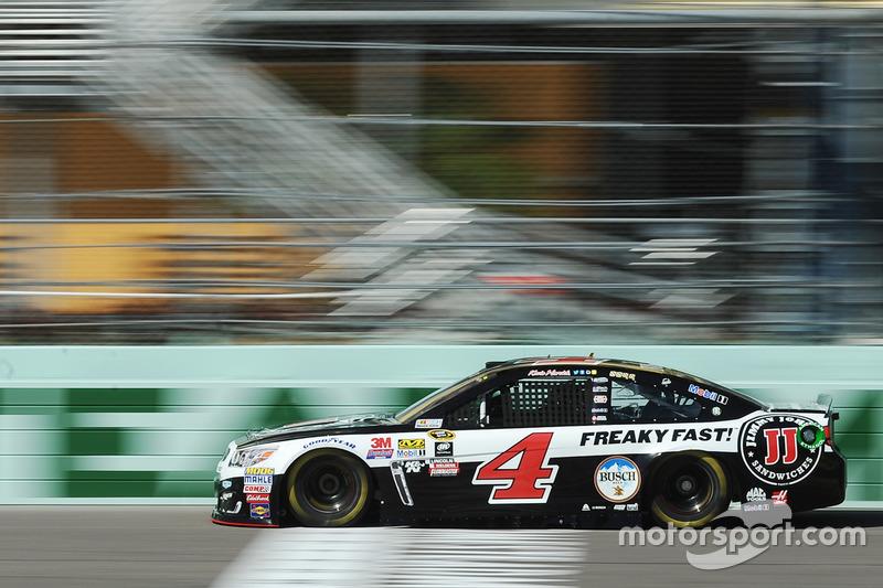 Homestead: Kevin Harvick (Stewart/Haas-Chevrolet)